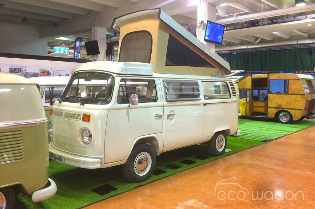 Ecowagon T2 West On Show At Volksworld
