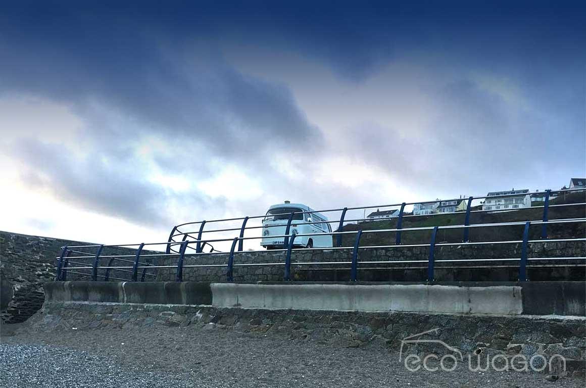 T2 Westy Portreath Beach