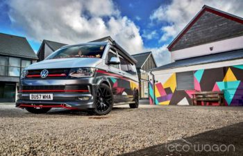 A Team VW Transporter