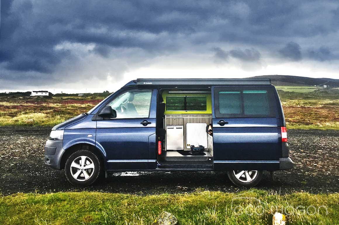 Ecowagon T5 Camper Conversions Cornwall