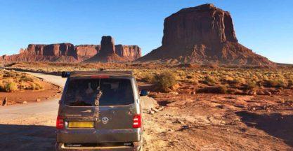 Ecowagon Expo Desert Tour