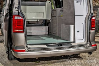 Ecowagon VW Transporter Storage System