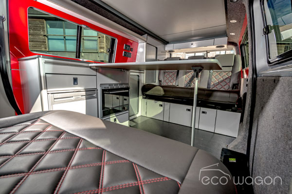 Ecowagon Custom VW Conversion Interiors