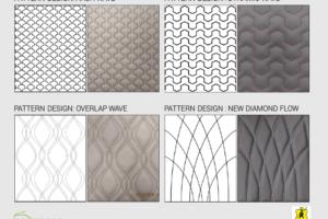 Ecowagon Custom Leather Seat Stitching