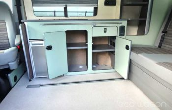 T6 interior conversion