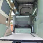 VW T6 Green And Grey Units