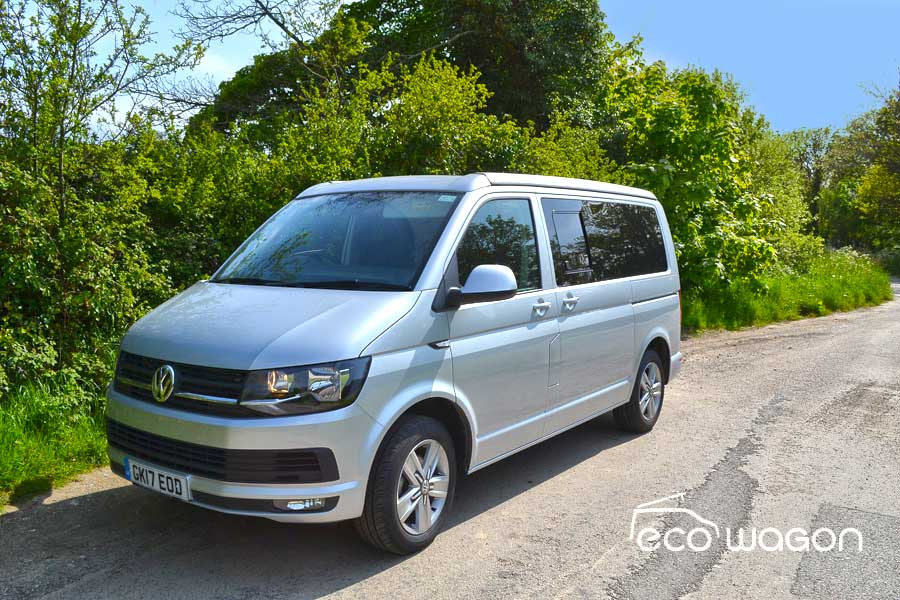 VW Transporter Conversion For Sale Silver GK17 2