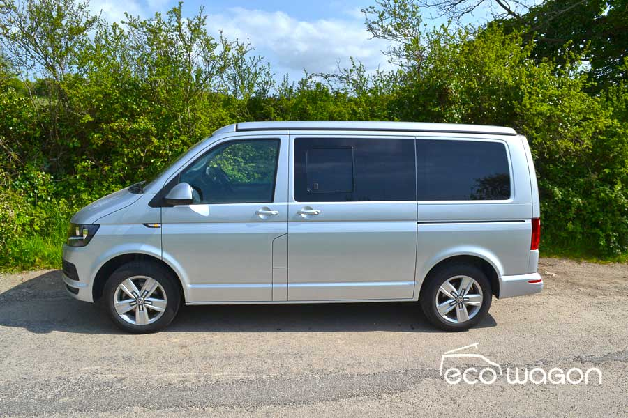 VW Transporter Conversion For Sale Silver GK17 3