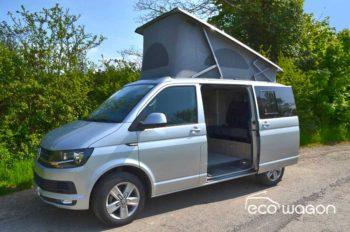 VW Transporter Conversion For Sale Silver GK17
