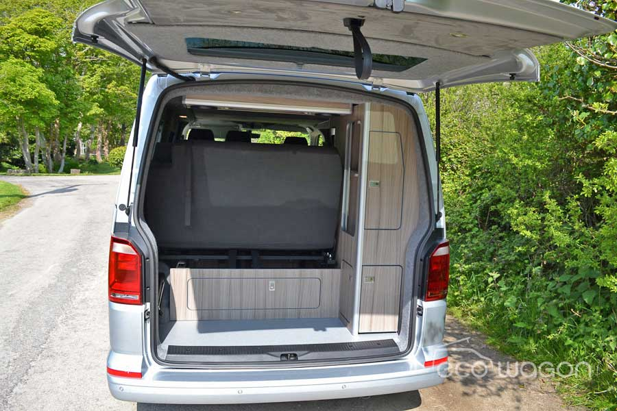 VW Transporter Conversion For Sale Silver GK17 4