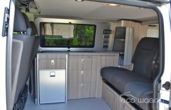 VW Transporter Conversion For Sale Silver GK17 5