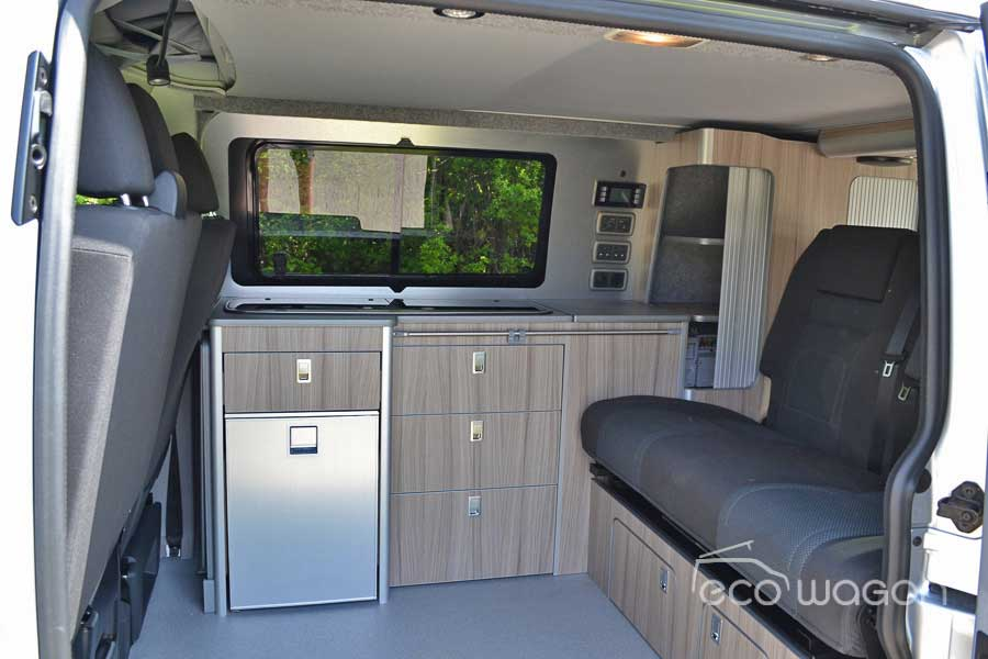 VW Transporter Conversion For Sale Silver GK17 5