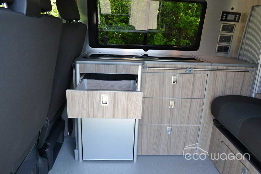 VW Transporter Conversion For Sale Silver GK17 7