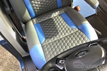 VW Transporter Seating Options