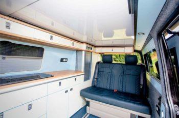 VW Transporter Specialist Interiors