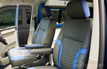 Custom interior for VW Transporter
