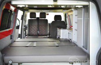 Ecowagon Slim 6 VW Campervan Bed