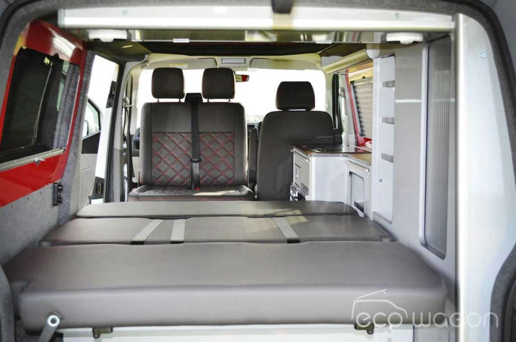Ecowagon Slim 6 VW Campervan Bed