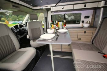 Expo Plus VW Transporter Interior