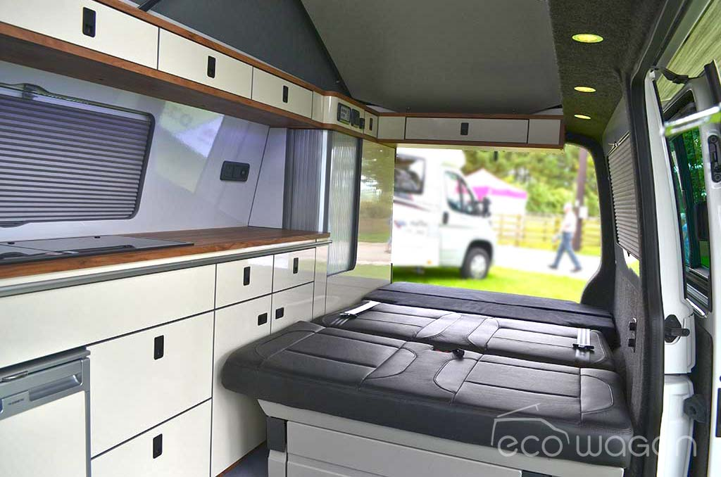 Luxury VW Transporter Conversion