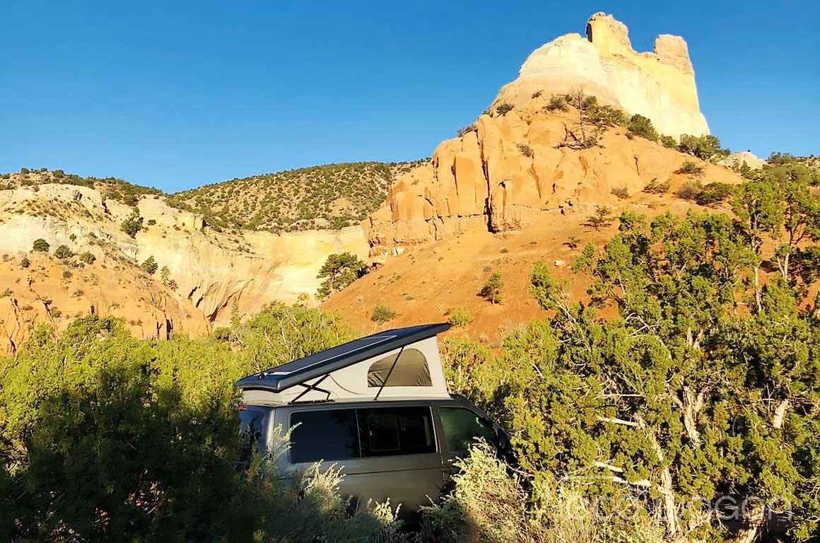 Motorhome Wild Camping