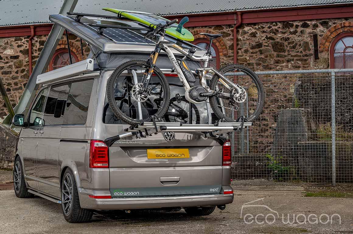 Versatile VW Camper Vans