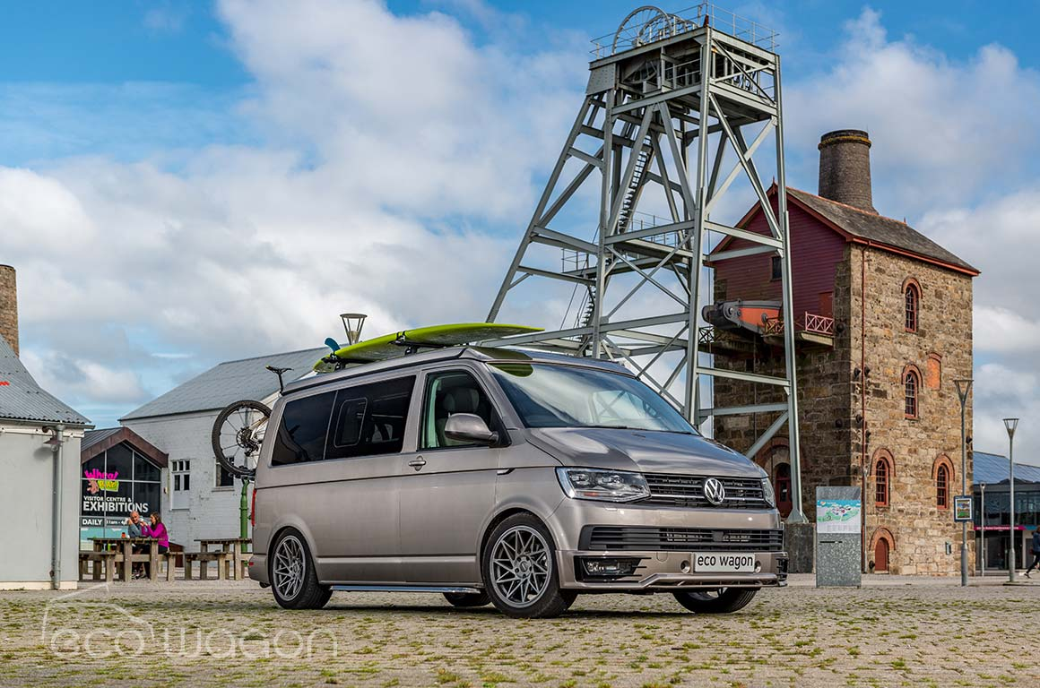 Volkswagen Camper 2018