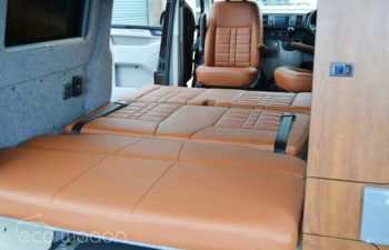 VW T6 Rock N Roll Bed