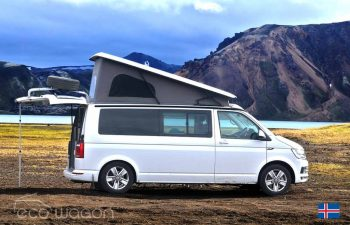 Where To Park Your Campervan In Iceland
