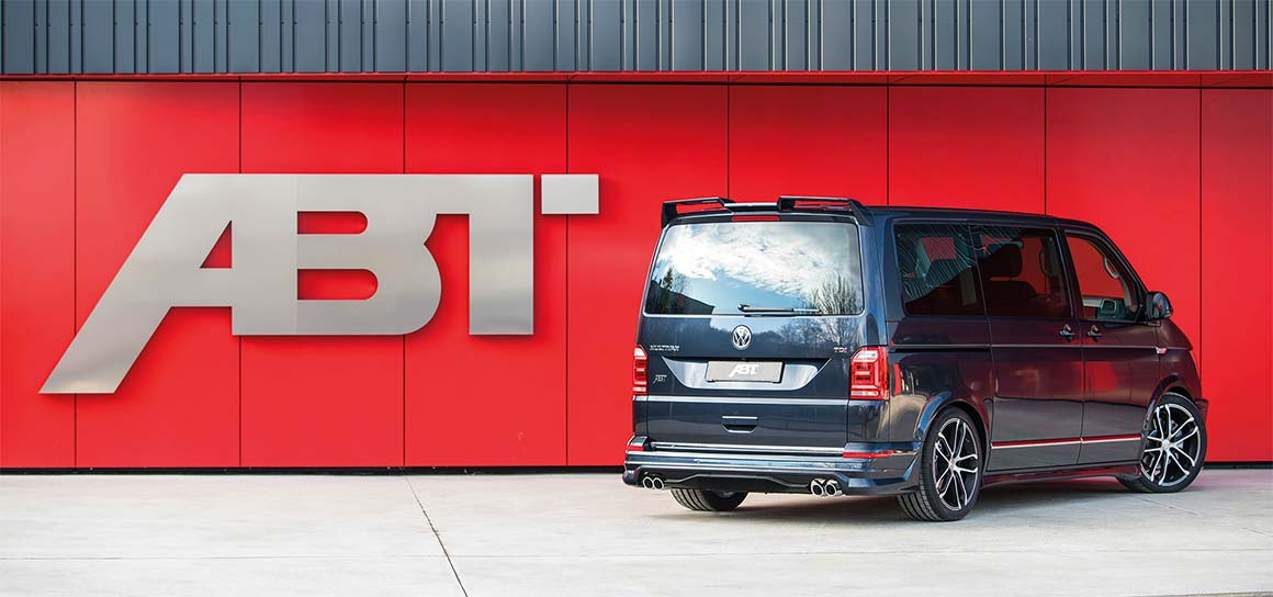 ABT VW T6 bodykit rear