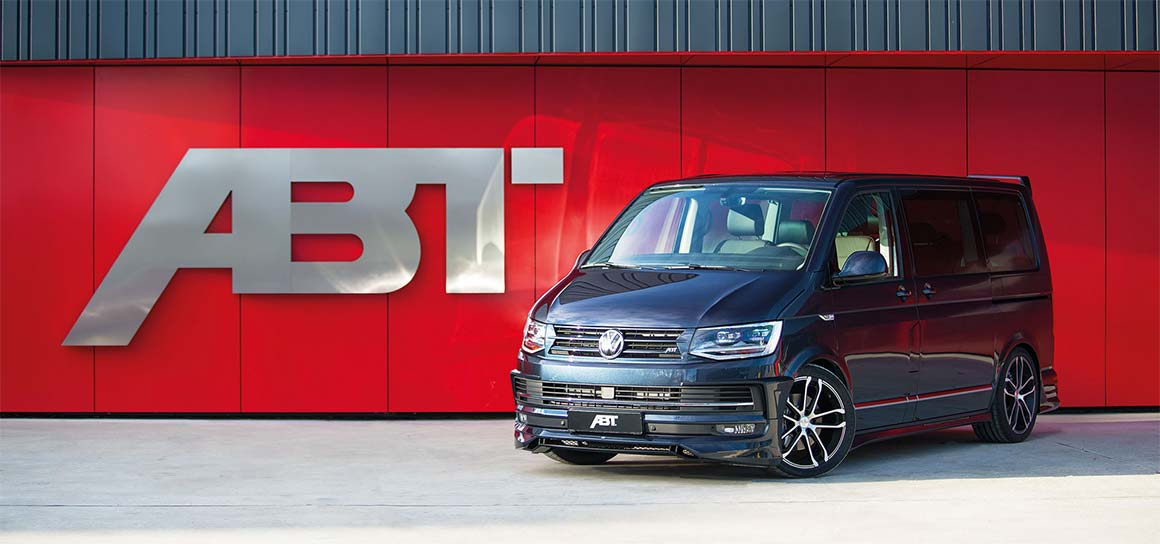 ABT VW T6 bodykit