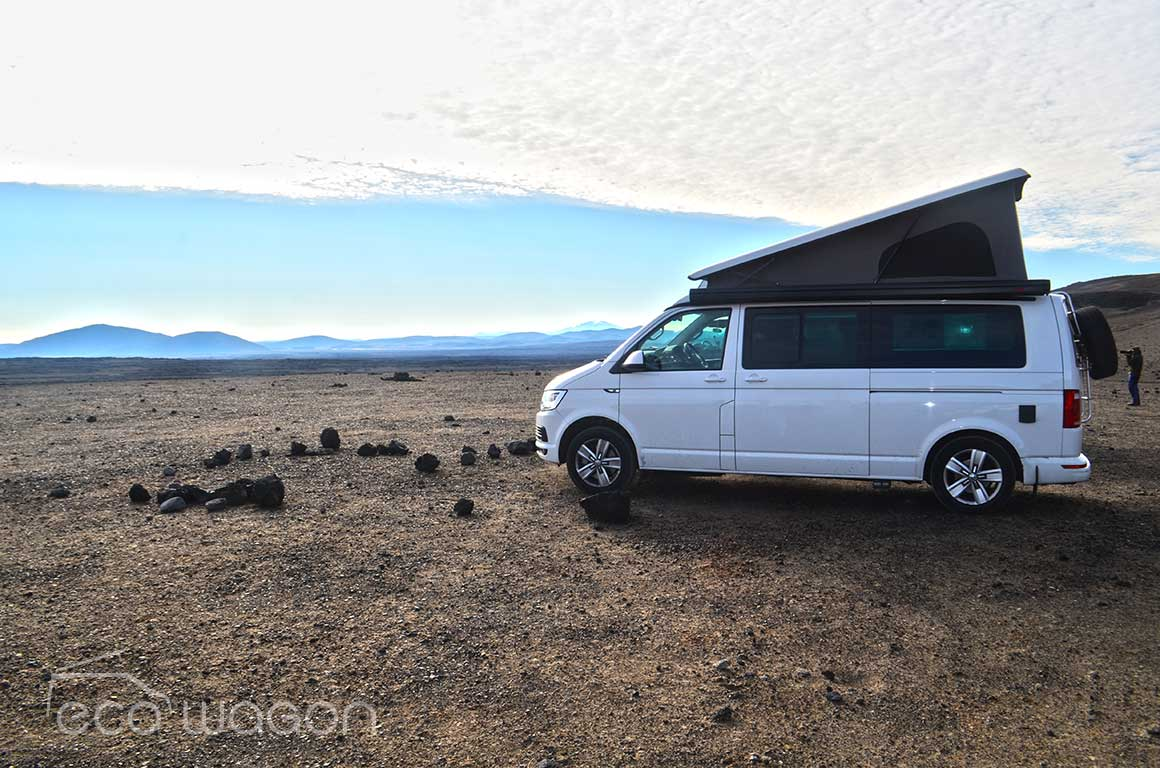 Amazing Journiey In A VW Transporter