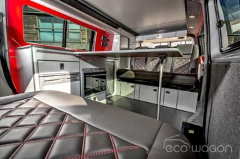 Amazing Campervan Interior