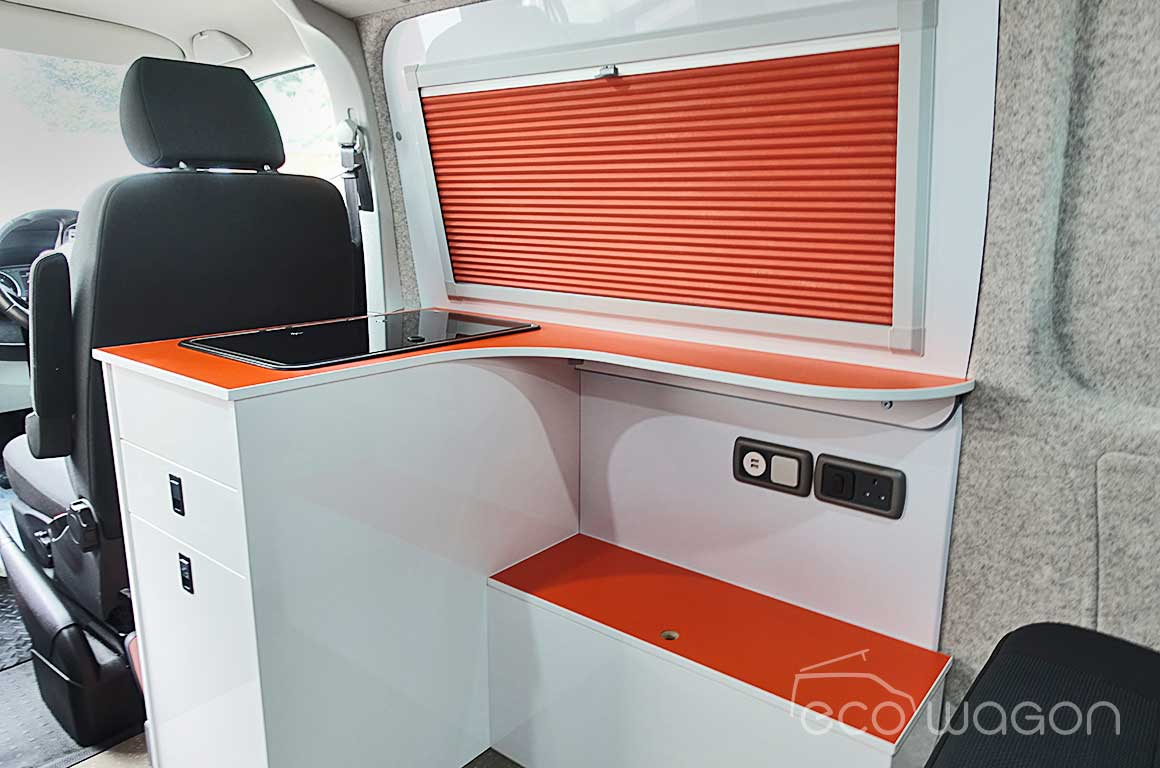 Bespoke VW Transporter Interior