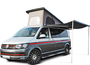 Ecowagon Slim VW T5 T6 Conversion