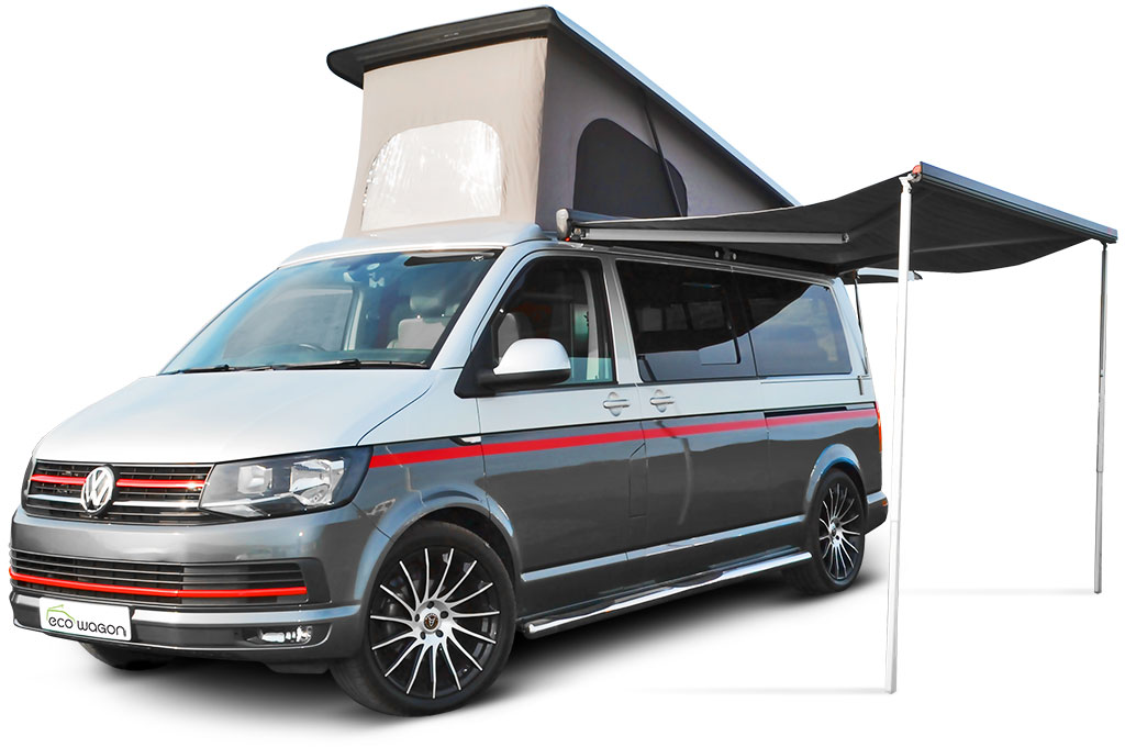 Day Van VW T5 T6 Camper Conversion | Ecowagon VW Conversions