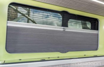 Ecowagon VW custom blind system