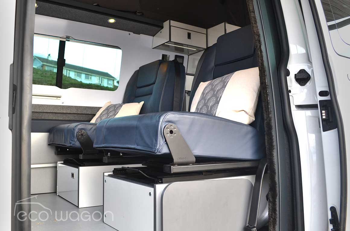 LWB T6 Transporter Conversion Seats