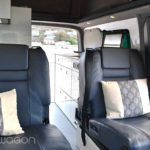 LWB T6 Transporter Leather Seats