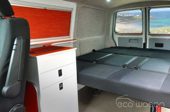 VW Day Van RnR Bed