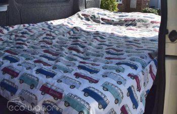 VW Day Van Bed