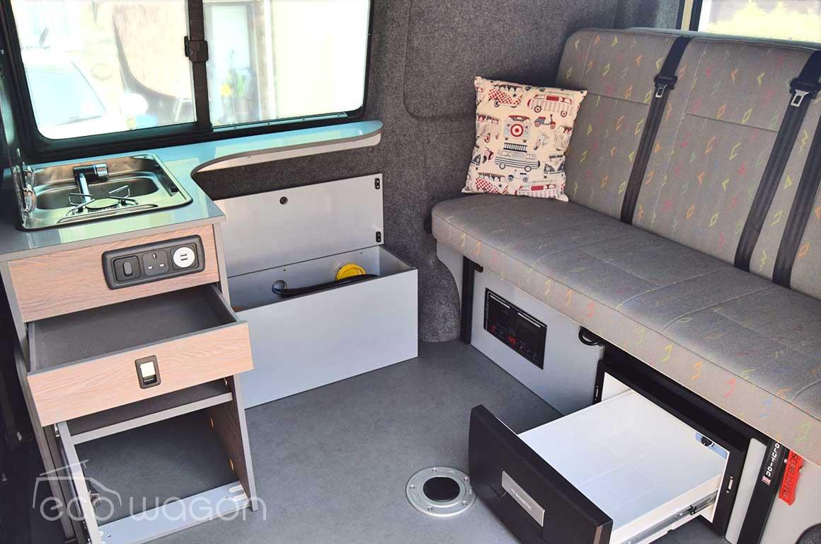 VW camper van conversions Cornwall