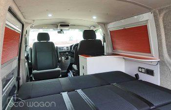 VW Day Van Large Bed