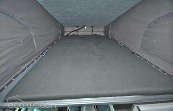 VW Pop Top Bed