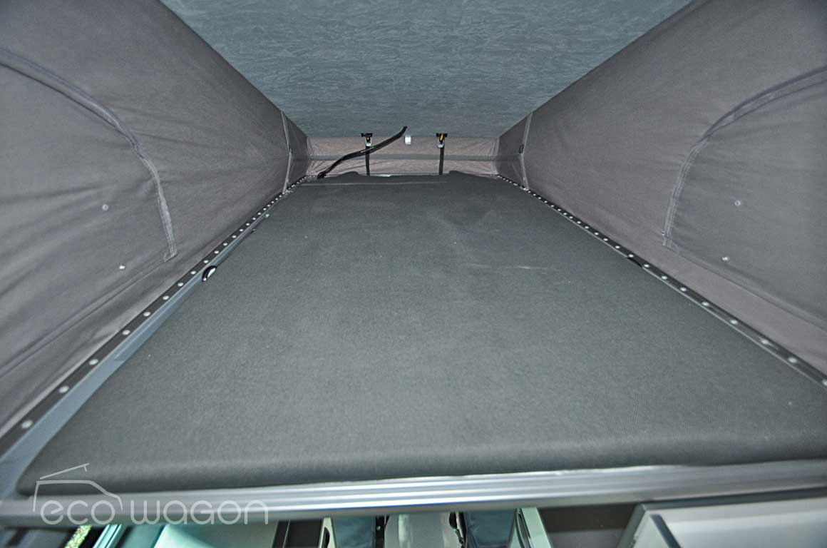 VW Pop Top Bed