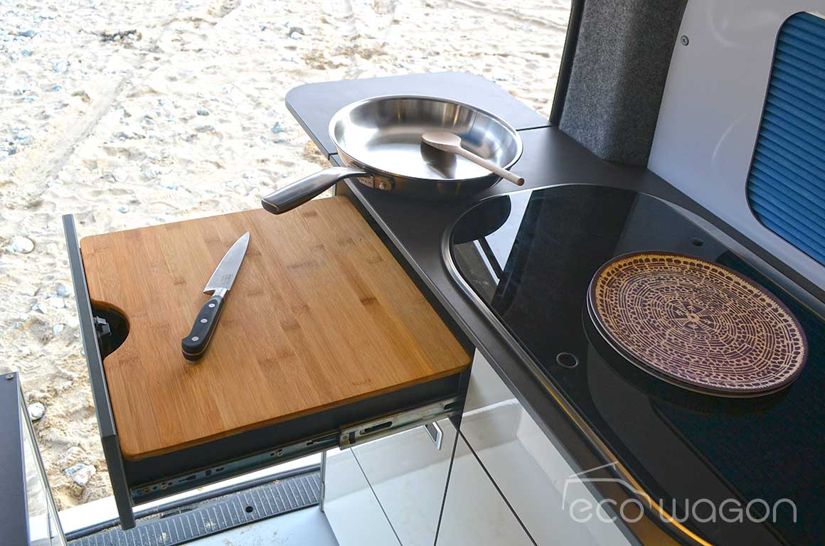 VW T6 Chopping Board