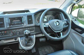 VW T6 Dash