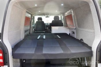 VW T6 Day Van Bed