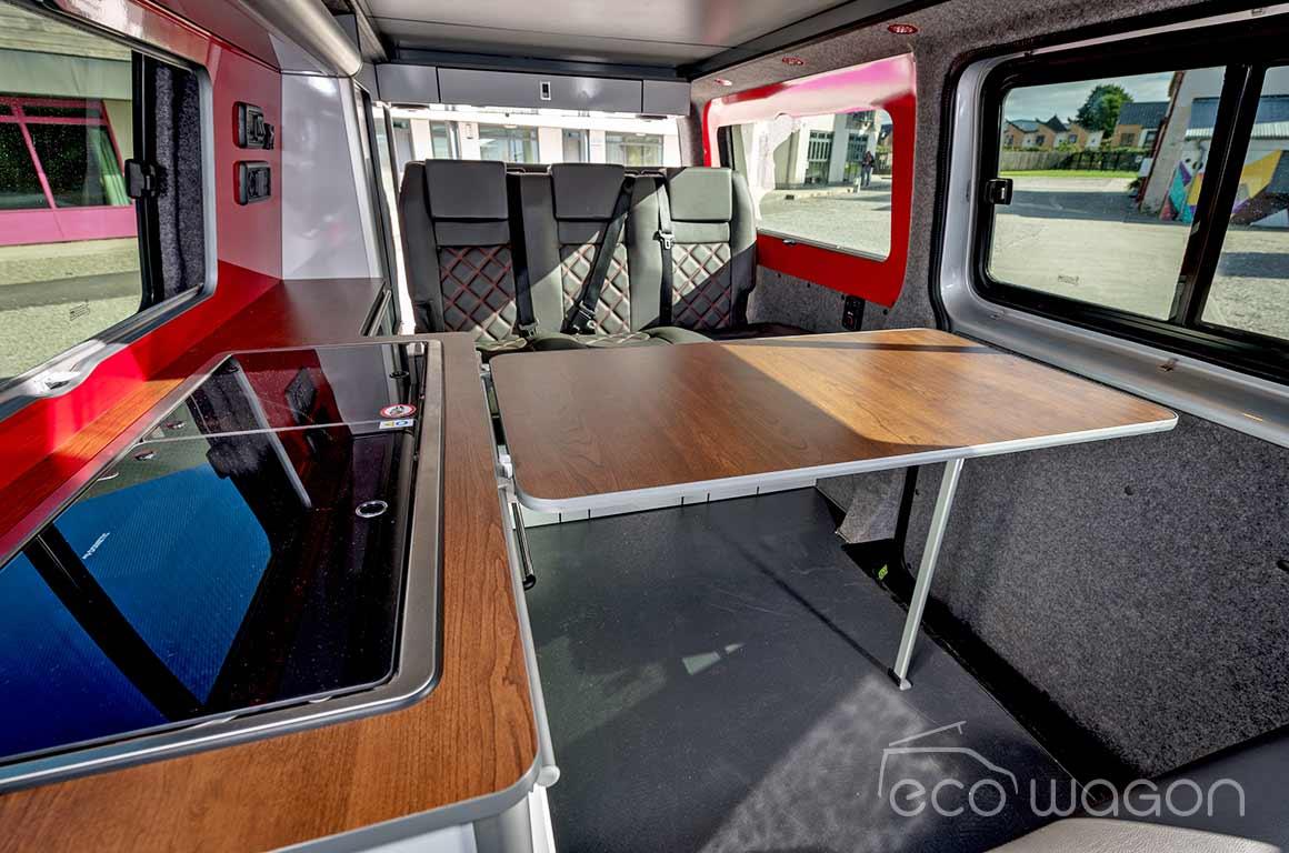 VW T6 Slim Interior