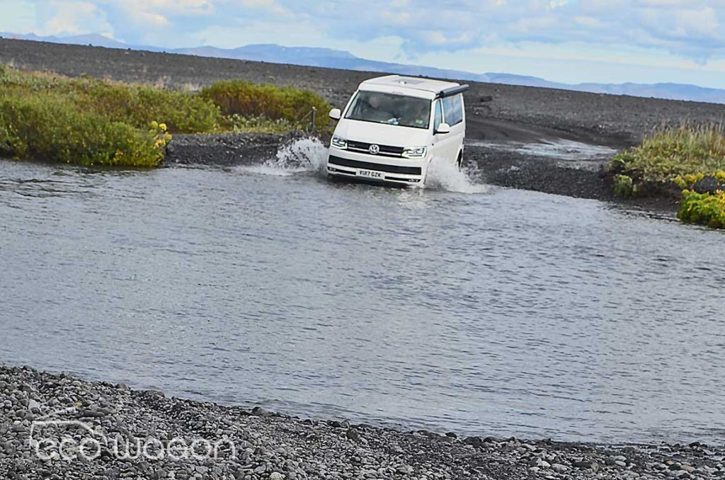 VW T6 Switch Water Crossing